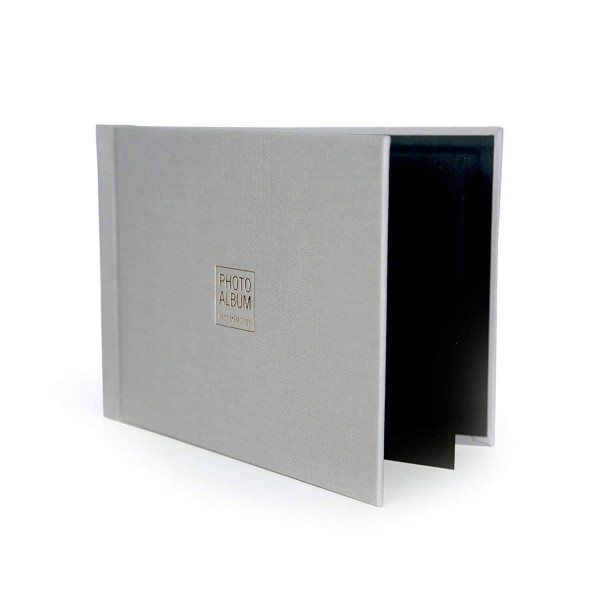 VMS Imperial Thermal Album Cover 4R (10x15 cm)(Grey, 4 x 6)