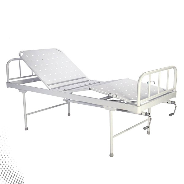 VMS Fowler Bed With Removable Mild Steel Head & Foot Bow