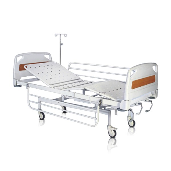 Recovery Bed four section with removable polymer head & foot bow