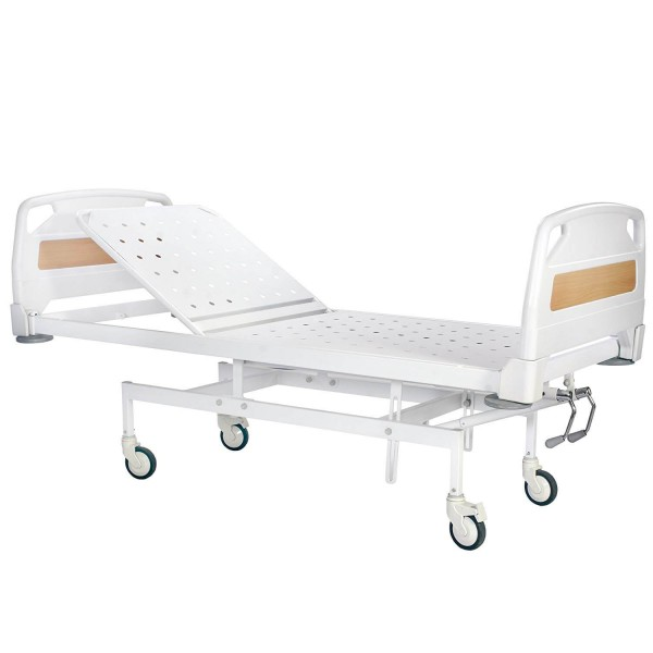 VMS Recovery Bed Two Section Removable Polymer moulded head & foot boards