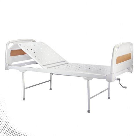 VMS Semi Fowler Bed with Polymer Molded Head and Foot Boards