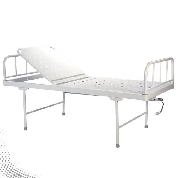 VMS Semi Fowler Bed without Mattress