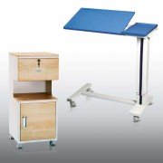 Food Tables and Lockers (6)